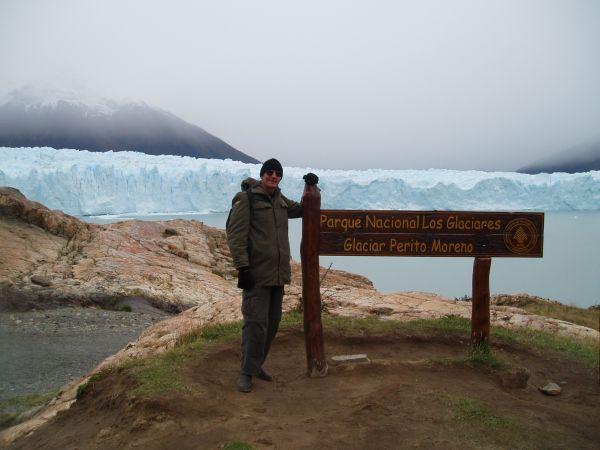 Glacier Perito Moreno, Patagonia, Argentina, 2007
